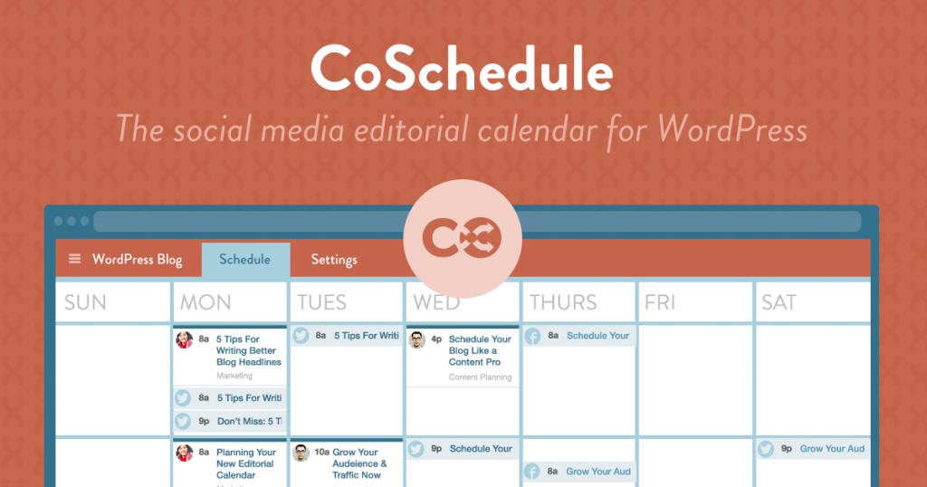 six reasons use editorial calendar