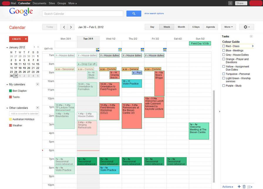 six reasons to use an editorial calendar