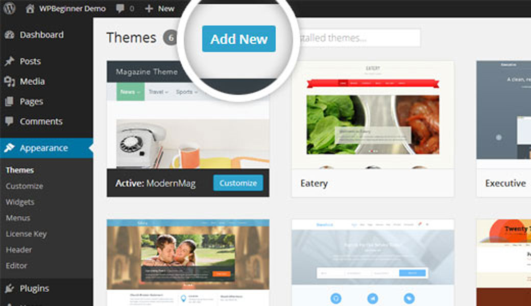 how to choose themes for your wordpress blog savvyproblogger