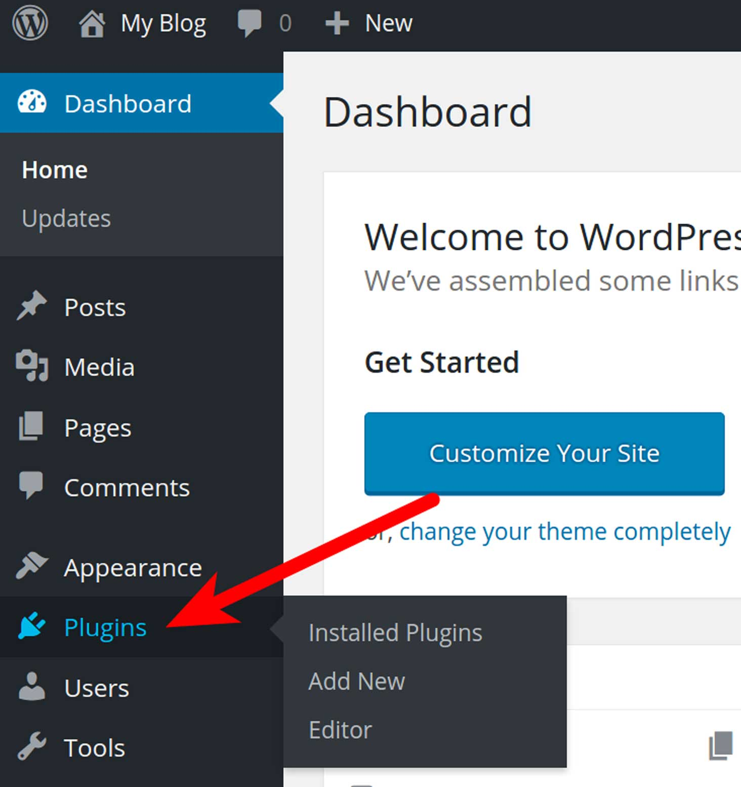 wordpress-dashboard-plugins-savvyproblogger