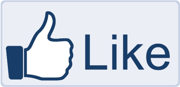 Facebook like button social media savvyproblogger