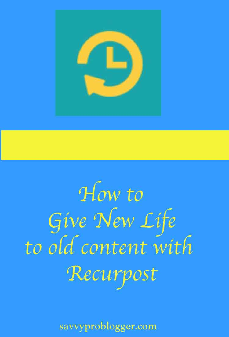 free simple recurpost is a powerful tool