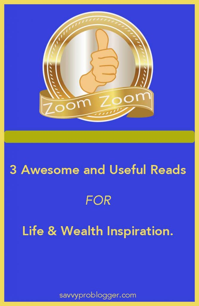 3 awesome reads for inspiration and wealth pinterest