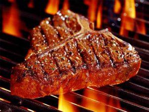 rock valentine's day grilled steak