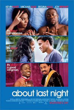 rock valentines day with about last night movie poster