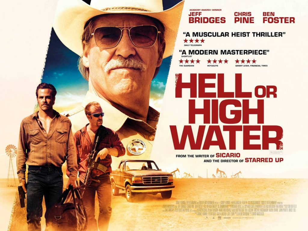 watch hell or high water poster nextbiteoflife