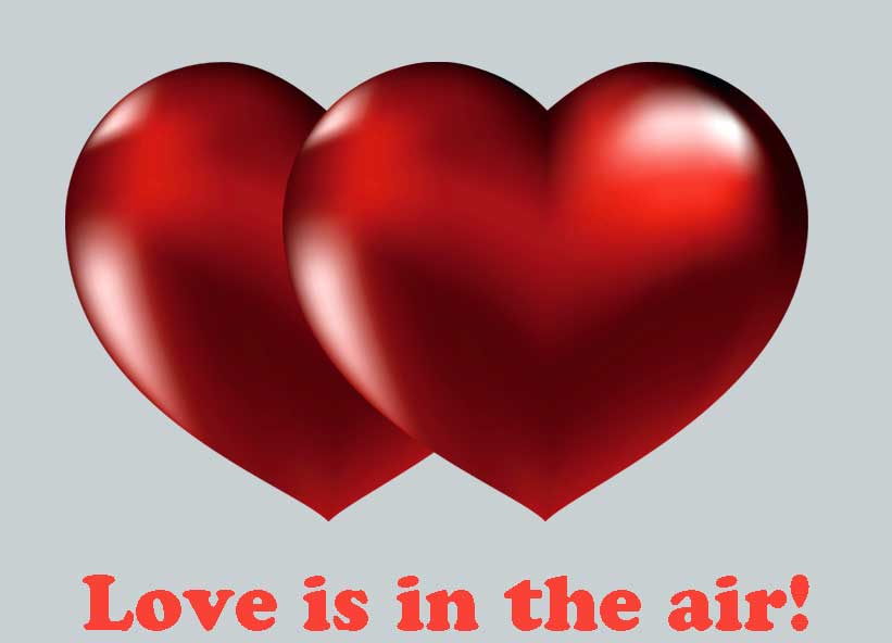 love is in the air 2 hearts