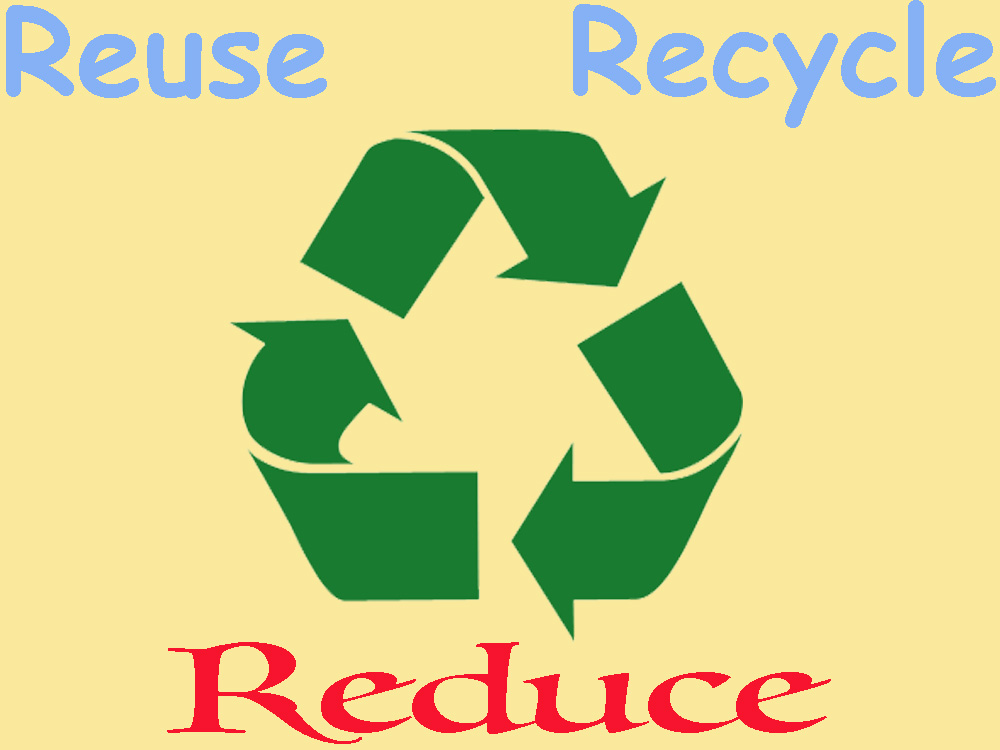reuse recycle reduce savvyproblogger