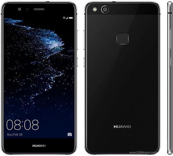 huawei p10 lite phone black