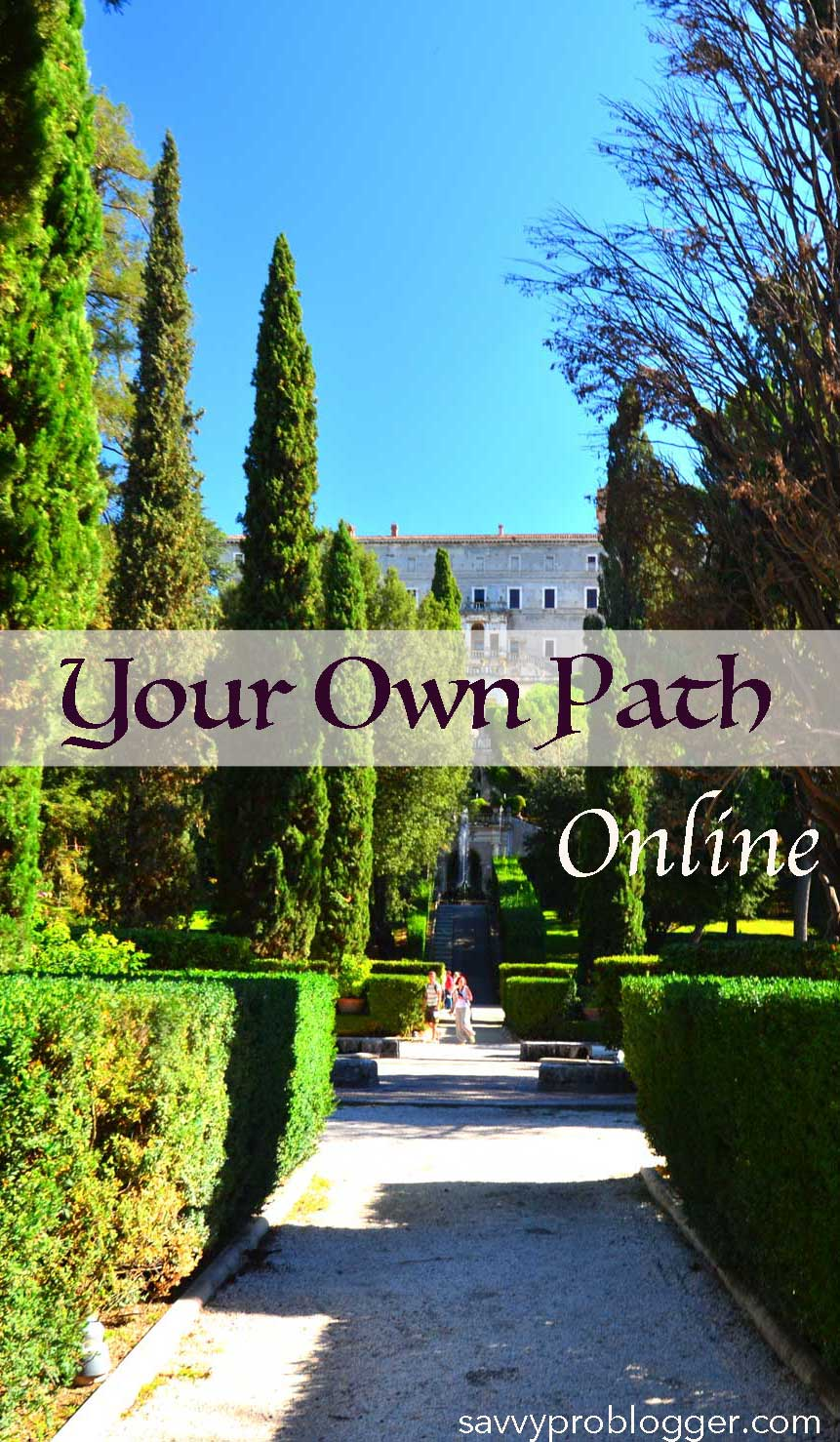 carving your path in the online world pinterest