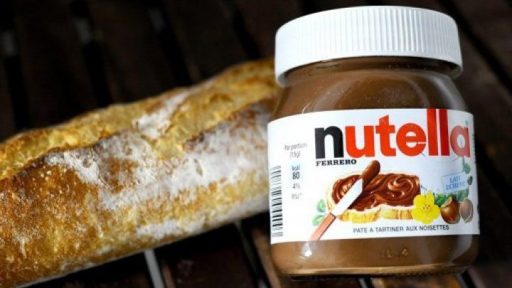 What Would You Do For Discounted Nutella?