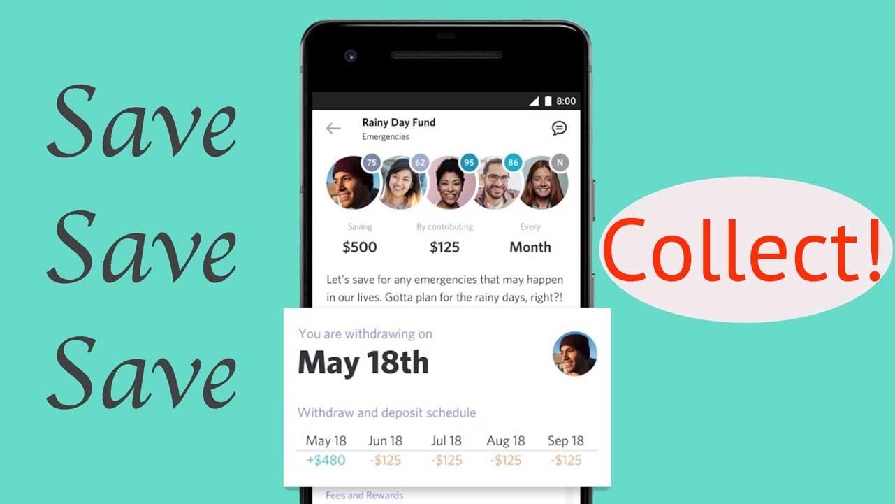 tanda social savings app