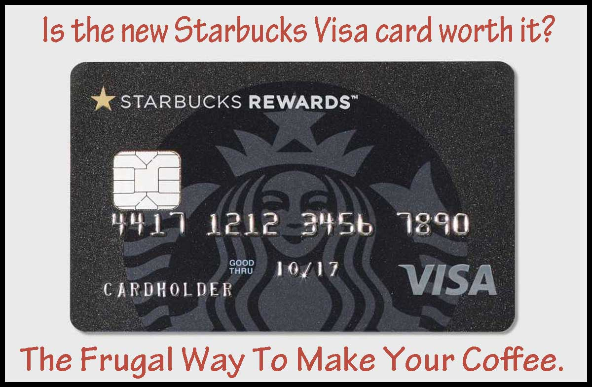 starbucks credit card worth it