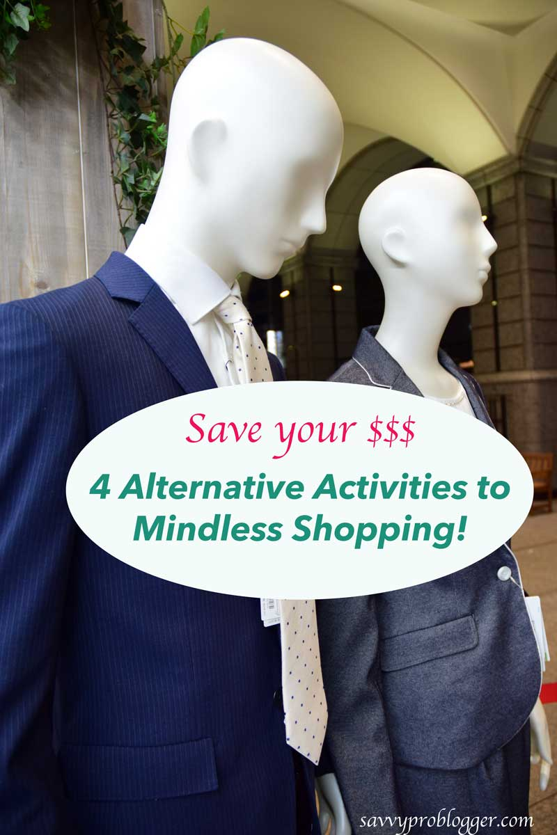 save your money alternative to compulsive shopping pinterest