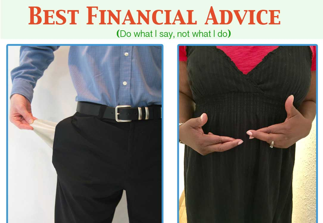 would you take financial advice from a struggling advisor